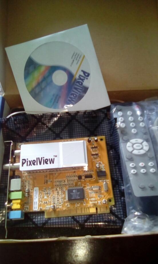 cd de instalao pixelview