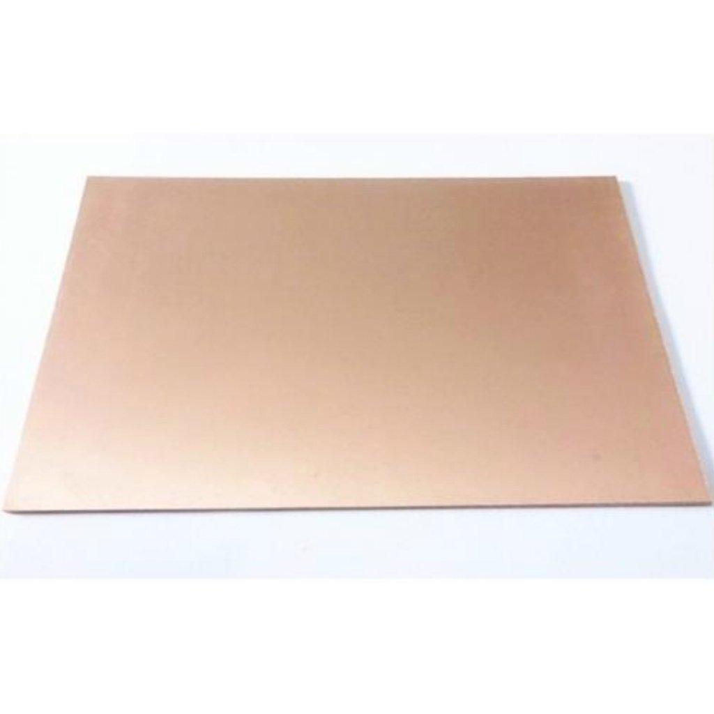 Circuito X : Placa de cobre circuito impreso universal virgen 10 x 15 cm $ 65
