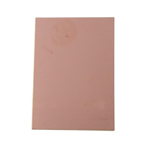 placa de cobre circuito impreso universal virgen 20 x 30 cm