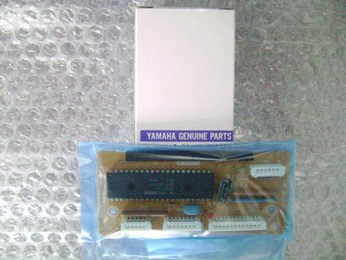 placa de comando das teclas yamaha psr520 xr 736  mks  nova
