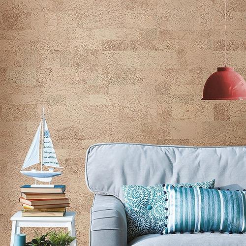 placa de corcho , revestimiento para pared  wicanders bamboo