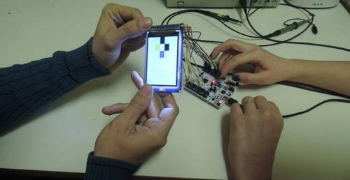 placa de desenvolvimento arm stm32 f401re nucleo-64/arduino