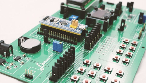 placa de desenvolvimento eletrocursos