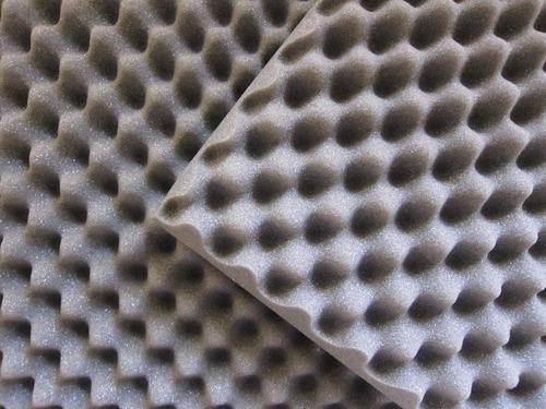 placa de espuma para isolamento acústico anti-chama 20mm