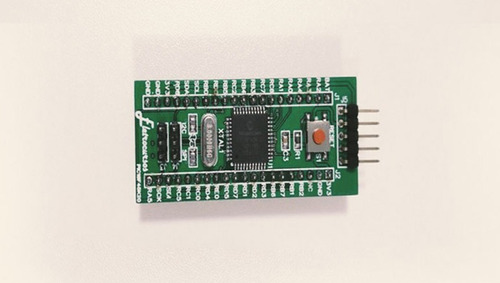 placa de expansão eletrocursos pic18f45k20