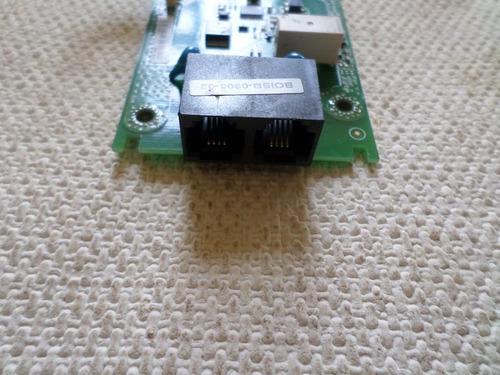 placa de fax da impressora mdl- ce863a