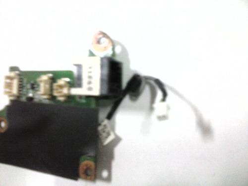 placa de fax modem do notebook positivo premium r430l