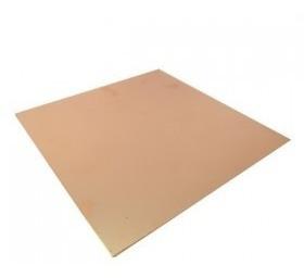 placa de fenolite cobreada 25x30 circ. impresso nota fiscal
