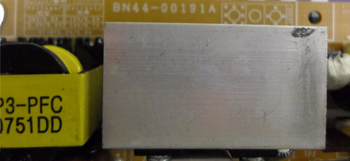 placa de fonte ln26r71bax cód. bn44-00191a
