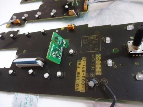 placa de função do mini system sony hcd-sh2000 original !!