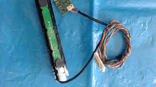 placa de funções +sensor aoc lc32d1320 715g3814-k01-003-004s