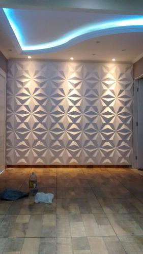 Placa de gesso 3d cullinans revestimento painel de parede - Placas de vinilo para paredes ...