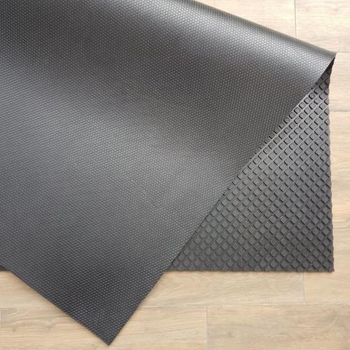 placa de hule para caballeriza establos remolques pesado piso de hule grueso 1/2 pulgada figura rombos antiderrapante