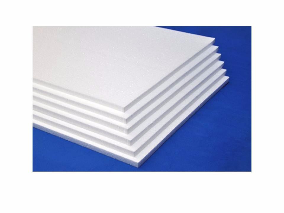 Placa de isopor isolamento t rmico ac stico poliestireno for Placas de poliestireno para techos precios