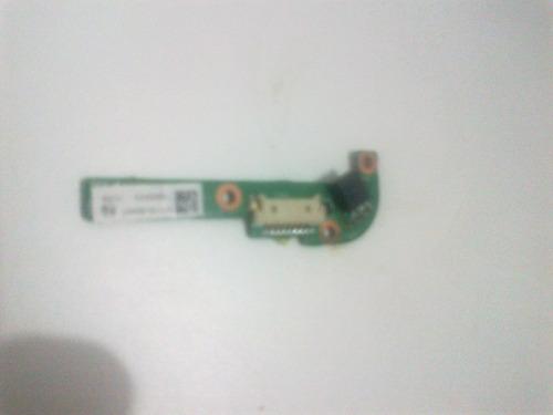 placa de led notebook hp tx1000 p/n:37tt8ib000