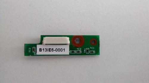 placa de led notebook microboard iron i5xx / i3xx