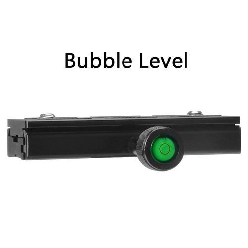placa de liberación rápida de cámara utebit adaptador de abr