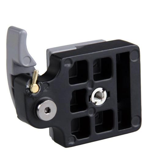 placa de liberación rápida vktech black camera 323