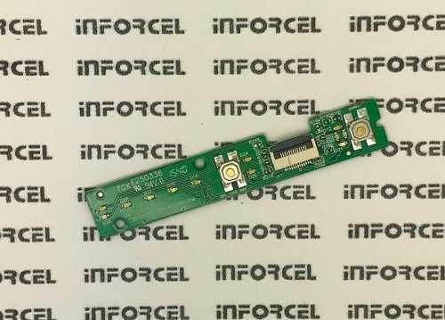 placa de liga e desliga e indicador da bateria flip3