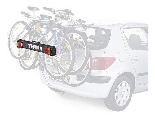placa de luzes para suporte de bike thule 976