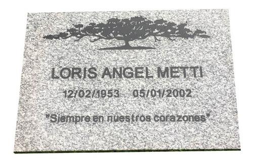 placa de mármol, lapidas,cementerio,nicho, importado!! 80x65