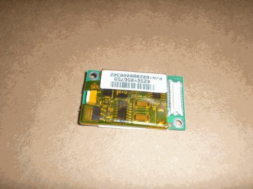 placa de modem notebook satellite m45-s265 pn v000055040