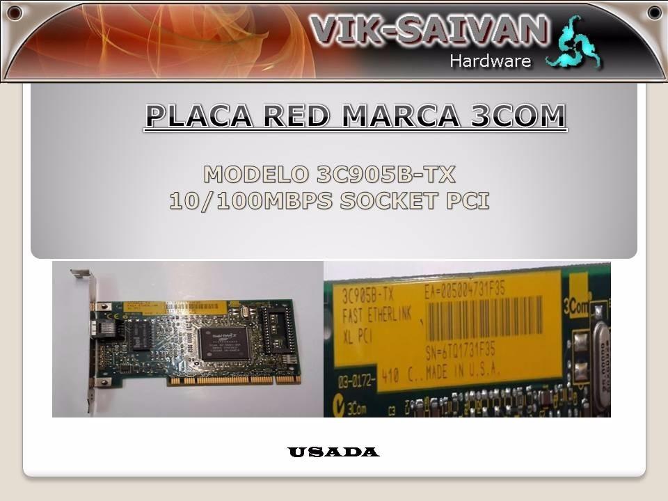 driver 3com 3c905b tx windows 7 64 bits