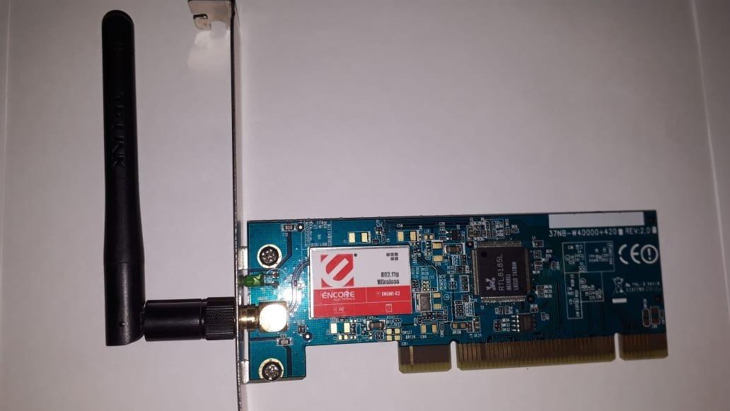 driver placa wireless encore enlwi-g
