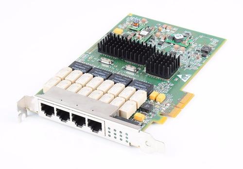 placa de red silicom peg4bpi-sd quad port gigabit bypass