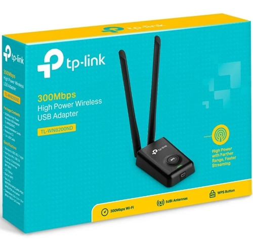 placa de red tplink tl-wn8200nd