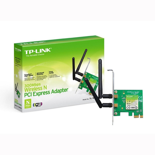placa de red wifi pci-x tp-link tl-wn881nd 881nd 300 mbps