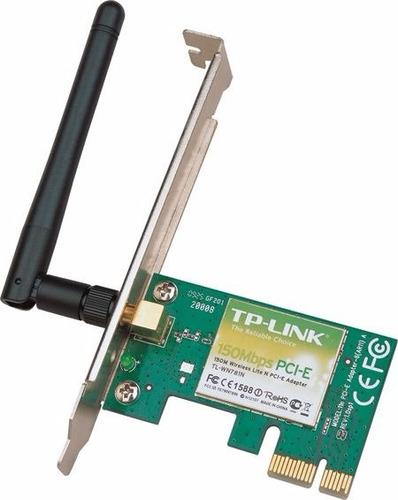 placa de red wifi tp-link instalacion incluida quilmes