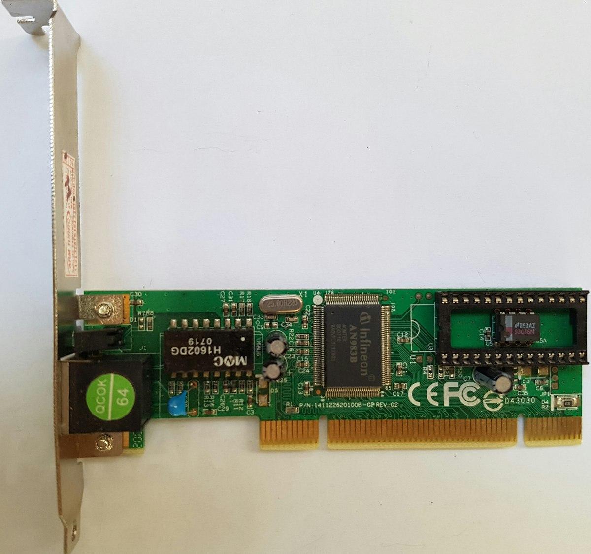 AN983B INFINEON TREIBER WINDOWS XP