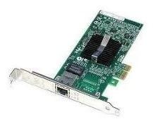 placa de rede intel pro 1000 u3867 single p/ servidores dell