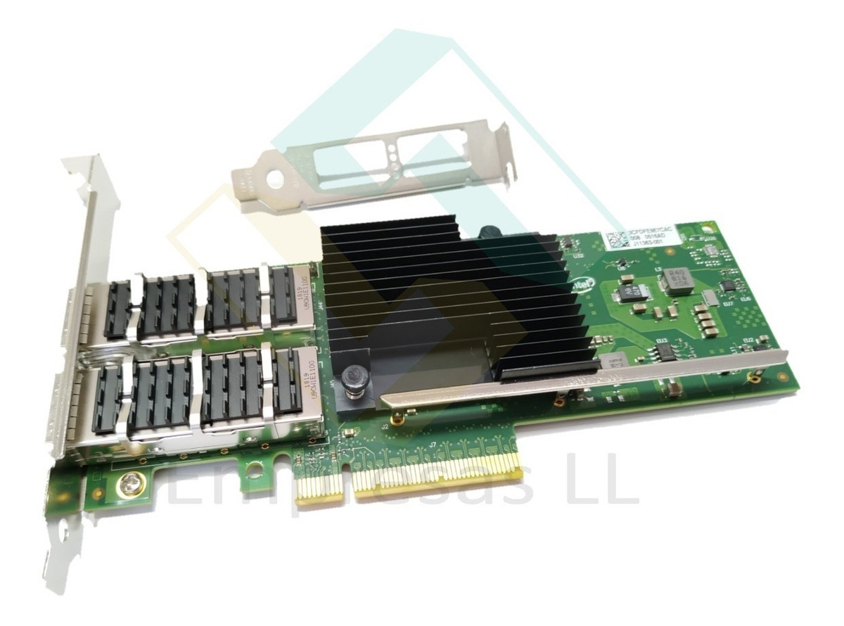 Placa De Rede Intel Xl710-qda2 40gbe Dual Port Qsfp+