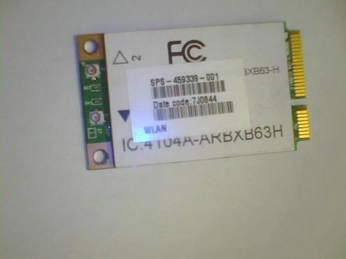 placa de rede interna do note compaq presario c700 usada ori