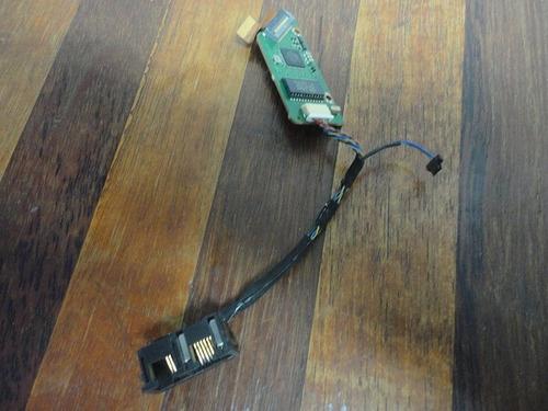 placa de rede p/ notebook sony vaio pcg-6w1l