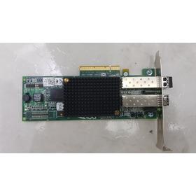 Placa De Rede P002181-01b 8gb Dual Ports + 2 Gbic
