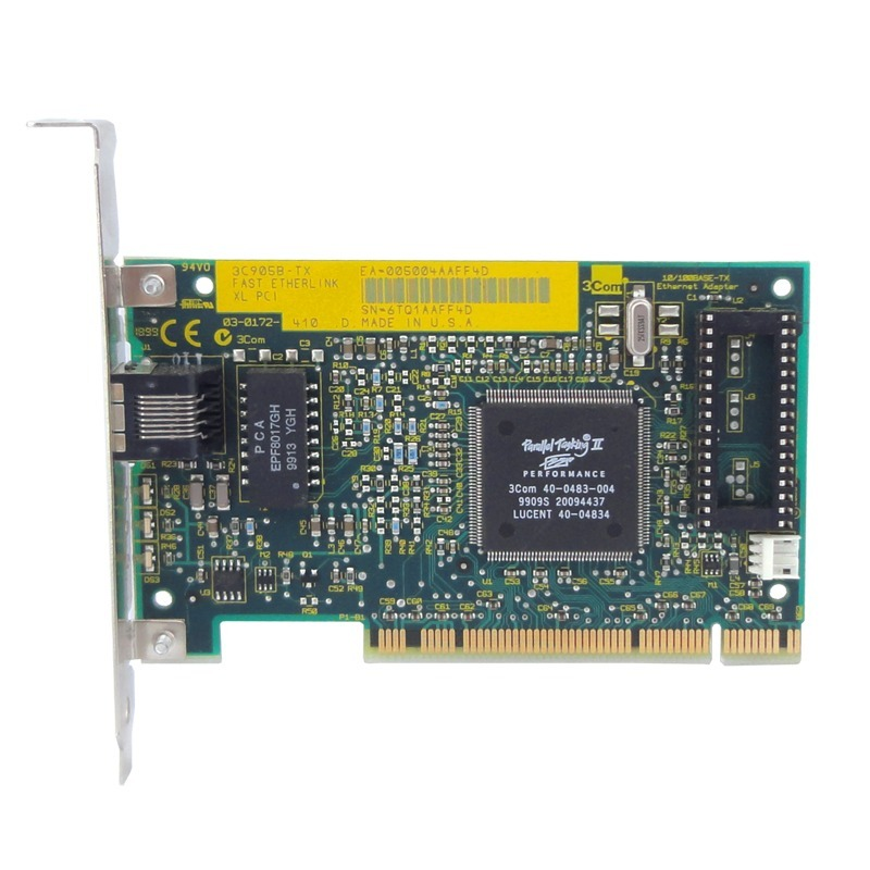 3COM 3C905C-TX-M PCI NETWORK CARD DRIVER FOR PC