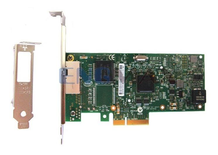 Placa De Rede Pci-e Intel I350 1gb Mikrotik Vmware Pfsense