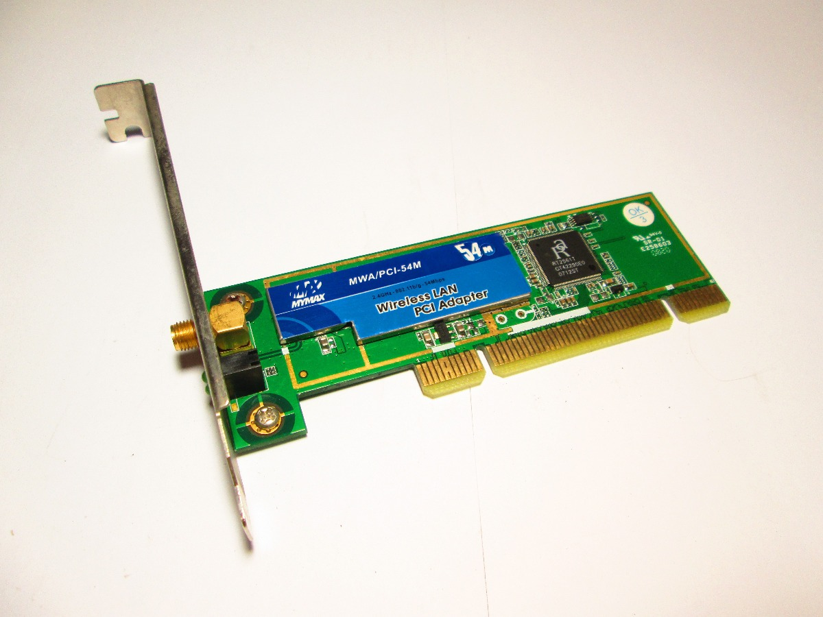 MYMAX MWA PCI-54M DRIVERS PC