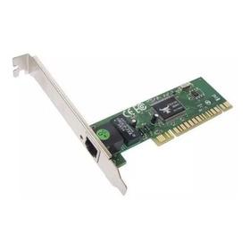 Placa De Rede Rj45 Pci P/dektop Micro-pc. Enviamos Td.brasil
