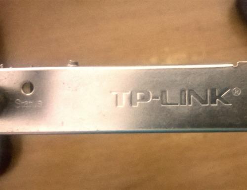 placa de rede tp-link wireless tl-wn651g 108mbps 802.11g pci