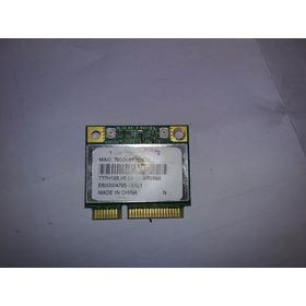 Placa De Rede Wi-fi Notebook Sony Vpcee23eb