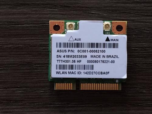 placa de rede wireless asus x552e x550ea