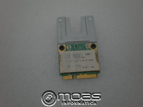 placa de rede wireless notebook acer 5532