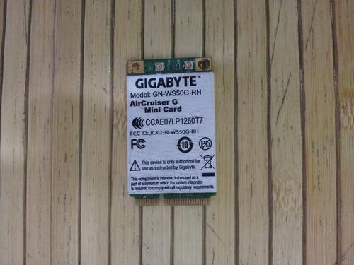 placa de rede wireless notebook nova ngl32c