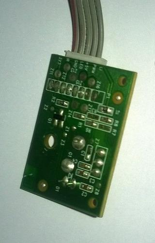 placa de sensor da tv lcd philco ph42m2