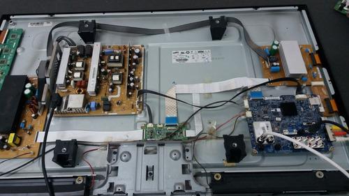 placa de sinal samsung pl50c430 testada