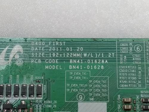 placa de sinal tv samsung ln32d400e1 cód: bn41-01628a